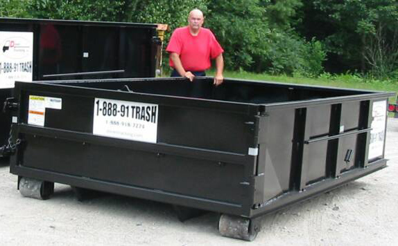 Condo Residential Trash Pickup And Dumpster Rental In Walpole